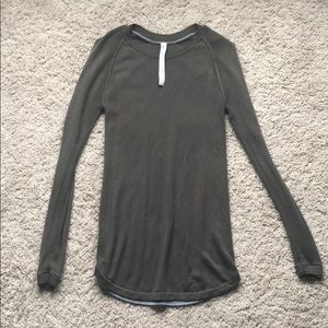 Brand new Hunter Green Lululemon Sweater